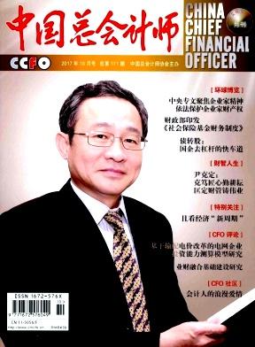 中國總會計師雜志