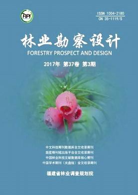 林业勘察设计杂志
